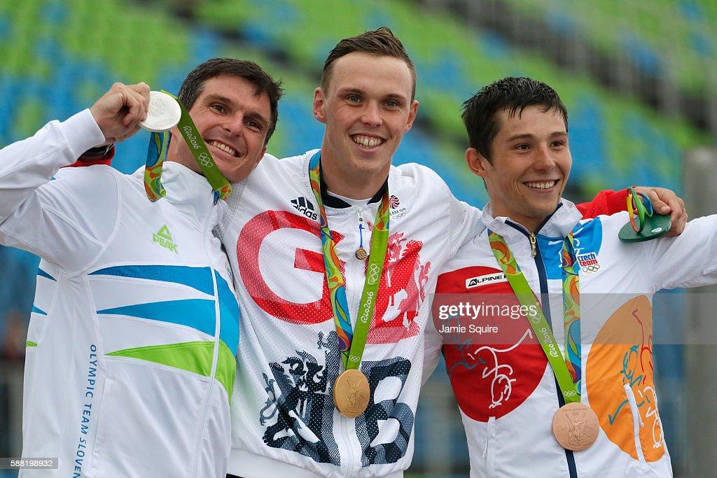 Canoe Slalom - Olympics: Day 5 : News Photo