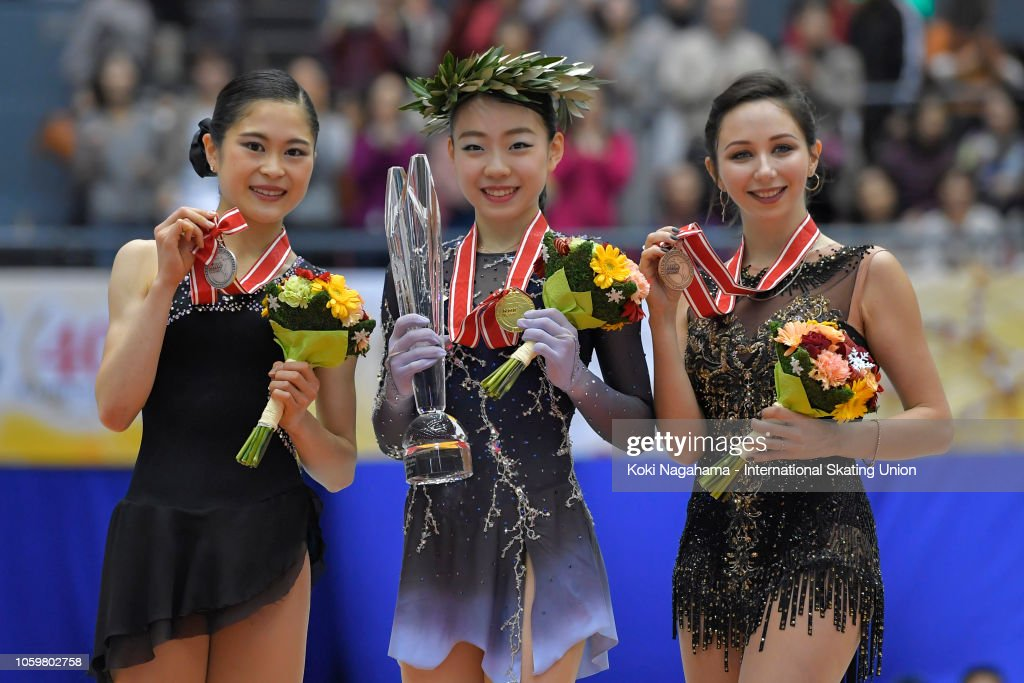 ISU Grand Prix of Figure Skating NHK Trophy : News Photo
