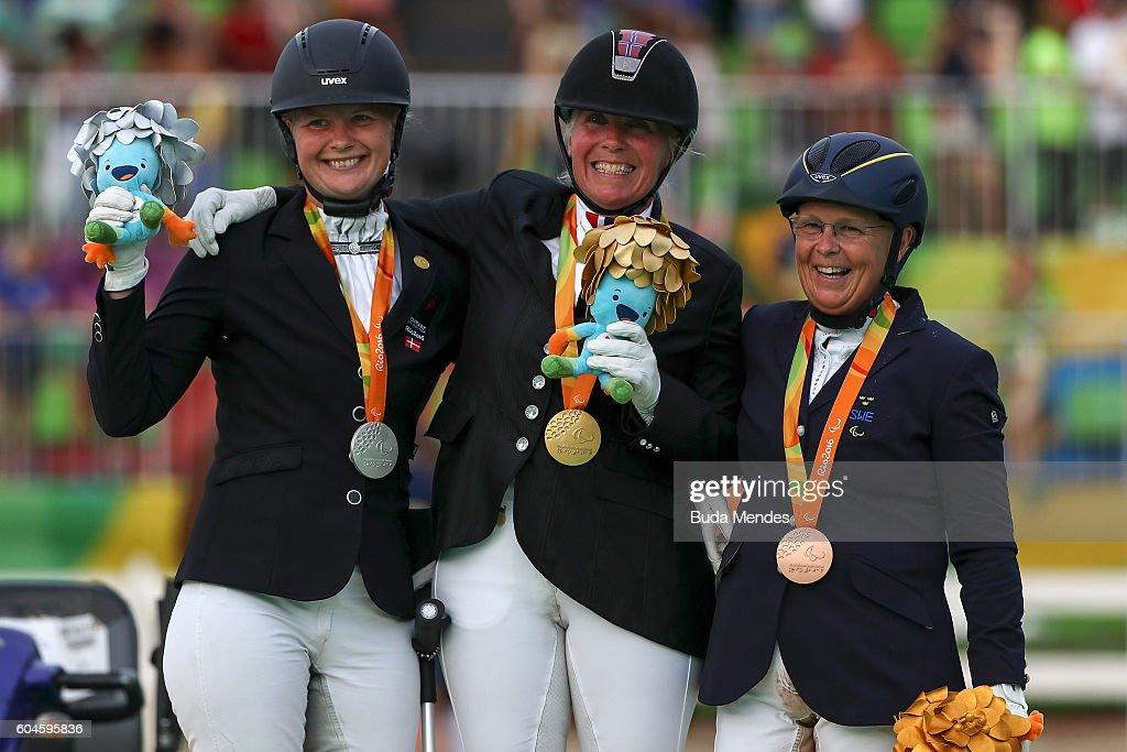 2016 Rio Paralympics - Day 6 : Nachrichtenfoto