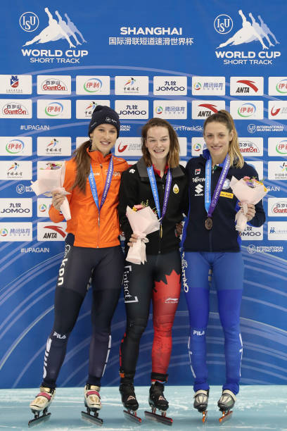 CHN: ISU World Cup Short Track - Day One
