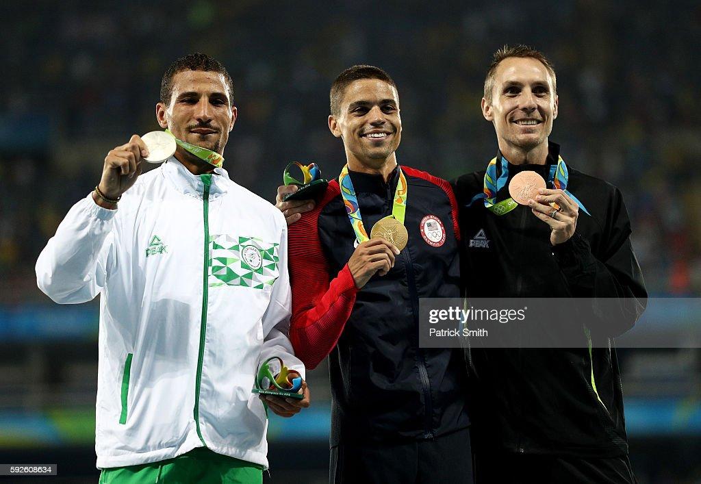 Athletics - Olympics: Day 15 : News Photo