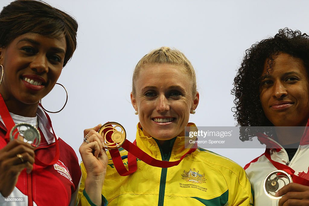 20th Commonwealth Games - Day 10: Athletics : News Photo