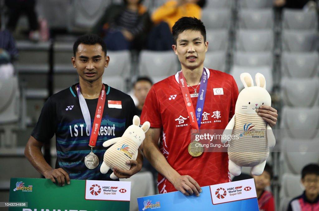 Badminton Korea Open - Day 6 : News Photo