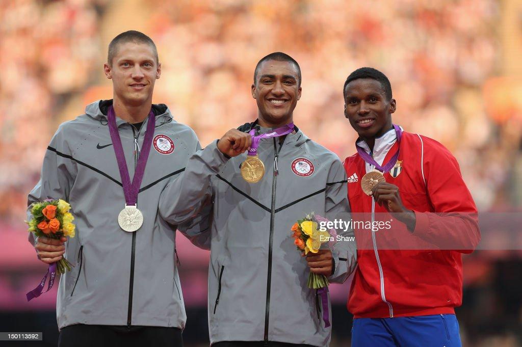 Olympics Day 14 - Athletics