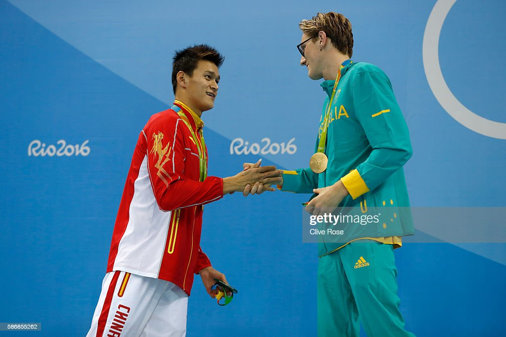 Swimming - Olympics: Day 1 : News Photo