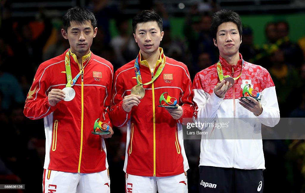 Table Tennis - Olympics: Day 6 : News Photo