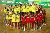 gold coast australia silver medalists australia