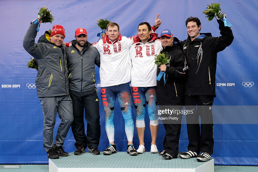 Bobsleigh - Winter Olympics Day 10