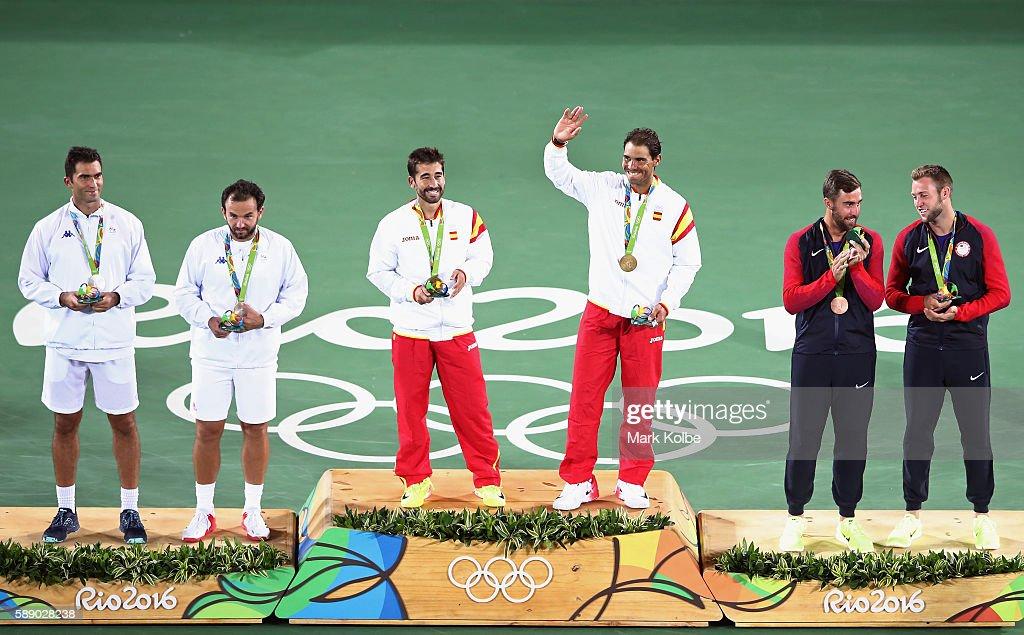 Tennis - Olympics: Day 7 : News Photo