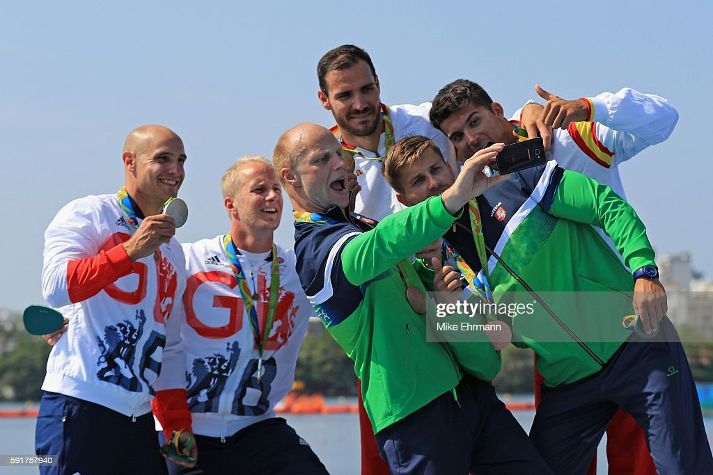 Canoe Sprint - Olympics: Day 13