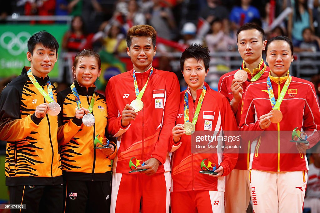 Badminton - Olympics: Day 12
