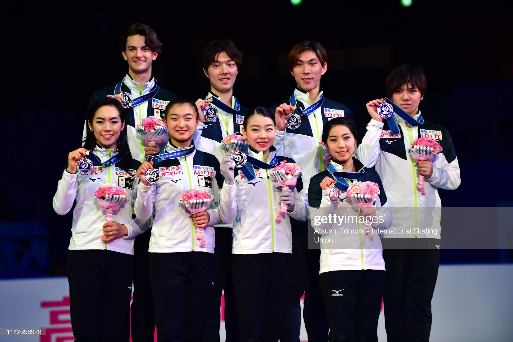 https://media.gettyimages.com/photos/silver-medalists-team-japan-pose-for-photographs-during-the-victory-picture-id1142396929?s=2048x2048