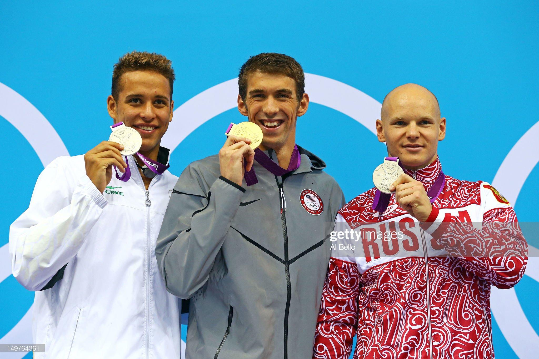 Olympics Day 7 - Swimming : Fotografía de noticias