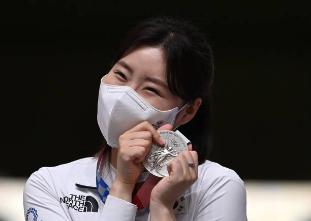 JPN: Shooting - Olympics: Day 8