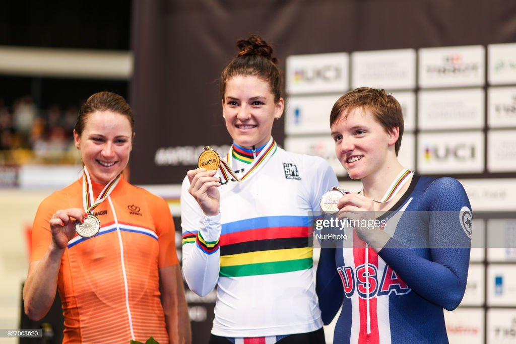 Track cycling world championships Apeldoorn 2018 day 4