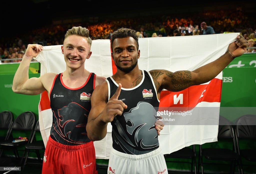 Gymnastics - Commonwealth Games Day 4