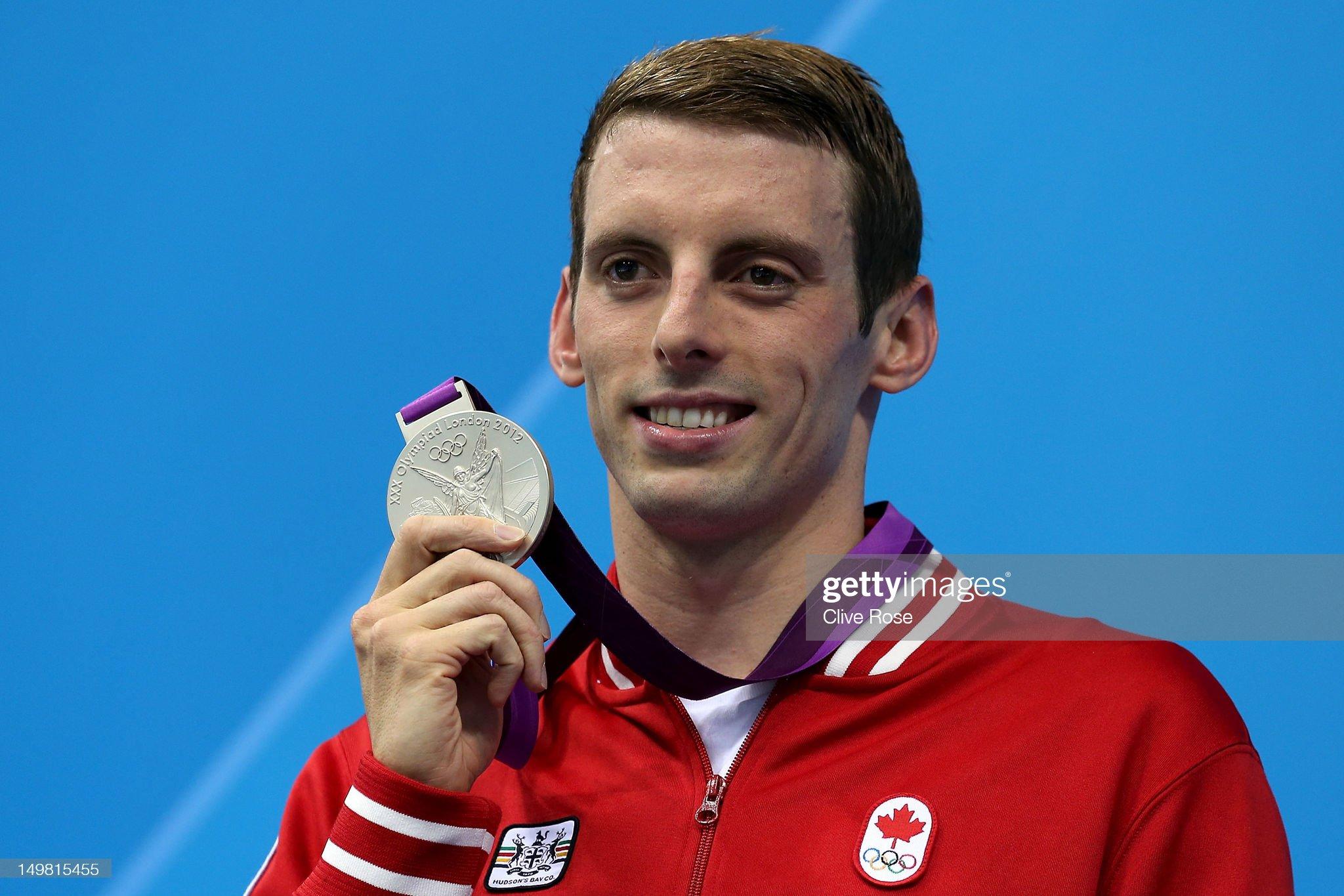 Olympics Day 8 - Swimming : News Photo