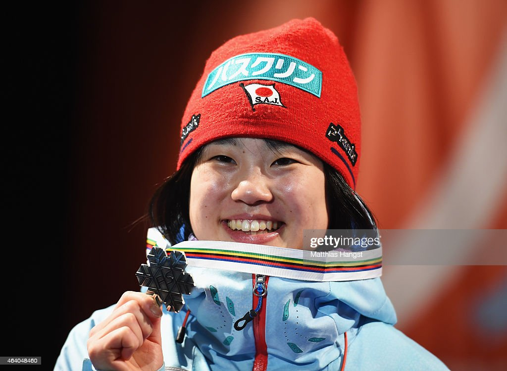 Ski Jumping: Women's HS100 - FIS Nordic World Ski Championships : News Photo