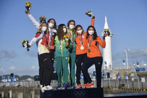 JPN: Sailing - Olympics: Day 12