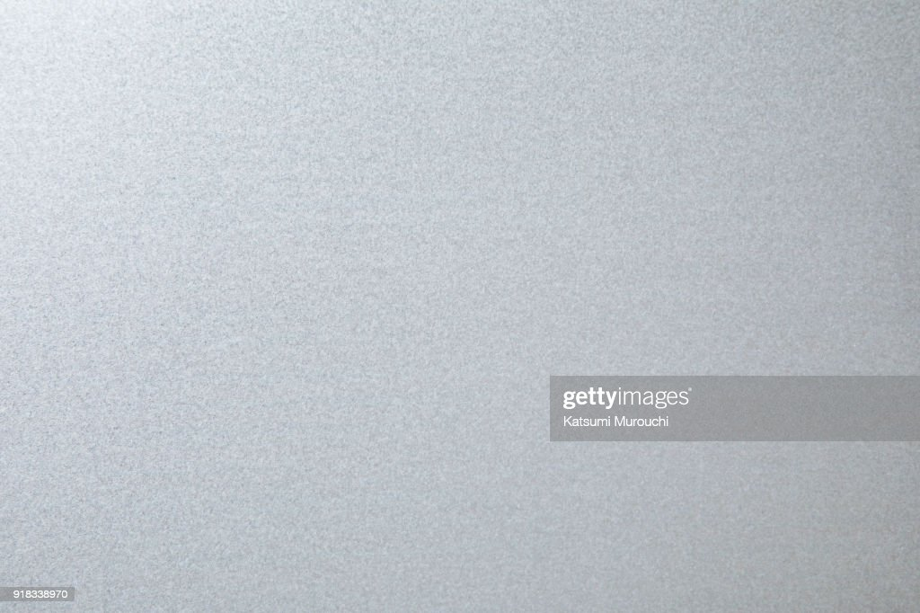 Silver metal plate texture background : Stock Photo