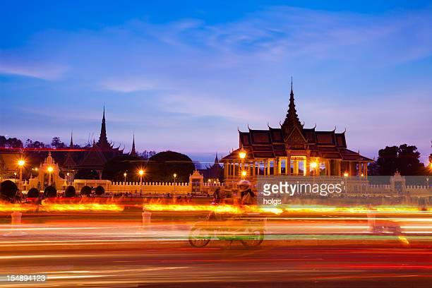 Silver Pagoda Kambodscha
