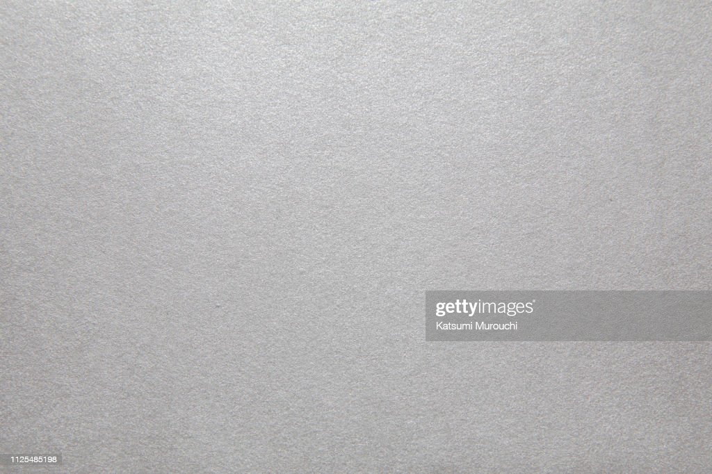 Silver paper texture background : Stock Photo