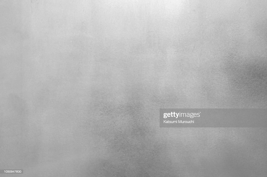 Silver steel plate texture background : Stock-Foto