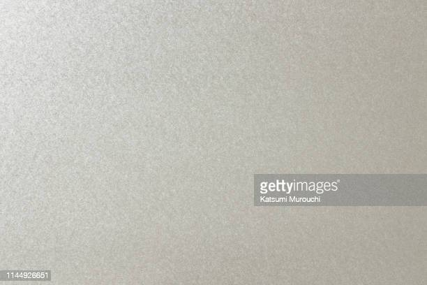 silver wallpaper texture background - silver coloured stock pictures, royalty-free photos & images