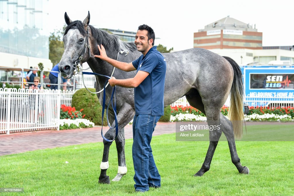 Dream Thoroughbreds Plate : News Photo