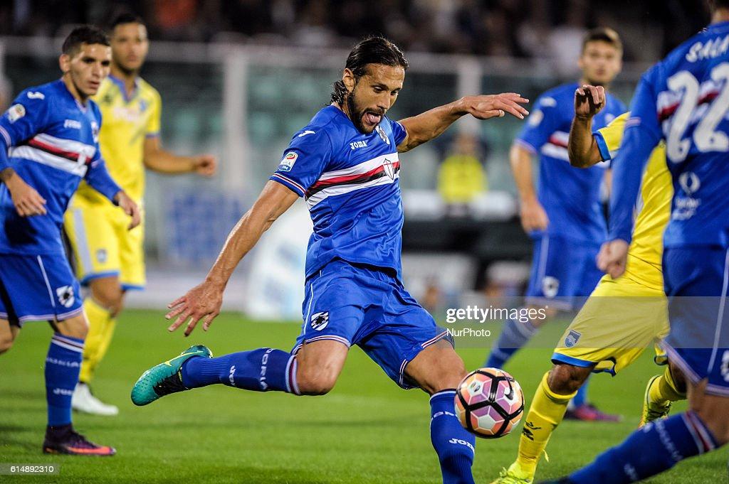 Silvestre Matias during the Italian Serie A football match ...