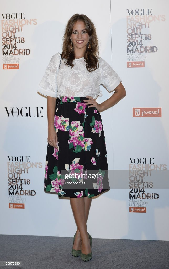 Vogue Fashion's Night Out Madrid 2014