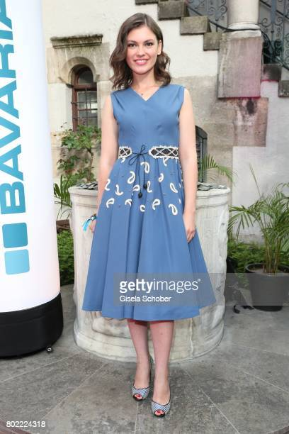 Silvia Busuioc during the Bavaria Film reception during the Munich Film Festival 2017 at Kuenstlerhaus am Lenbachplatz on June 27 2017 in Munich...