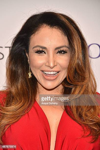 Silvia Del Valle attends The Paley Center For Media's PaleyFest 2015 Fall TV Preview Univision at The Paley Center for Media on September 10 2015 in...