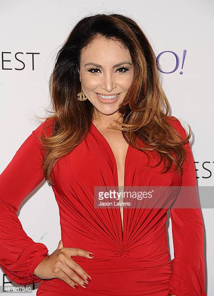 Silvia Del Valle attends the The Paley Center for Media's PaleyFest 2015 fall TV preview event for Univision at The Paley Center for Media on...