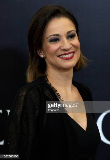 Silvia Jato attends the opening of the new Porcelanosa store on December 14 2018 in Castellon de la Plana Spain
