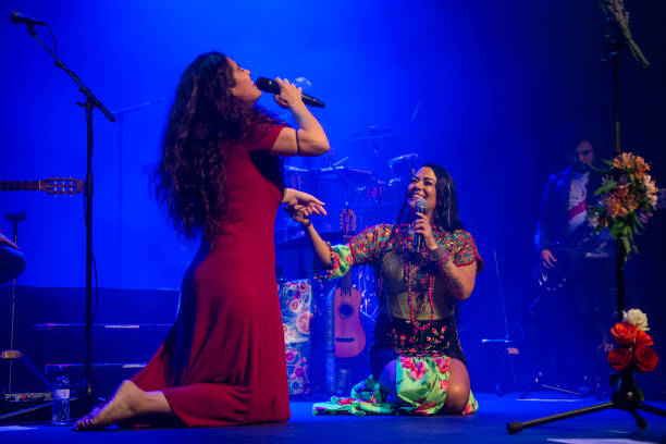 ESP: Lila Downs Concert In Barcelona