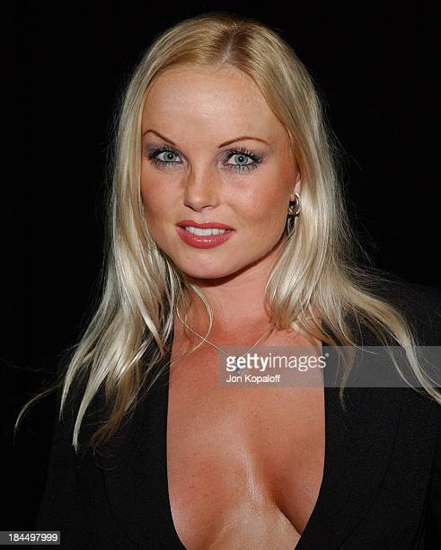 Silvia Saint during 2005 AVN Awards Arrivals and Backstage at The Venetian Hotel in Las Vegas Nevada United States