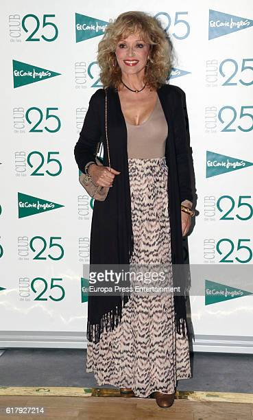 Silvia Tortosa attend 'Club de las 25' Awards 2016 on October 24 2016 in Madrid Spain