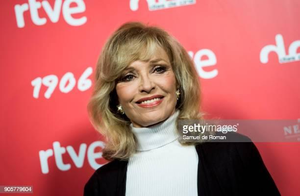 Silvia Tortosa attends 'Dias de Cine' Awards on January 16 2018 in Madrid Spain
