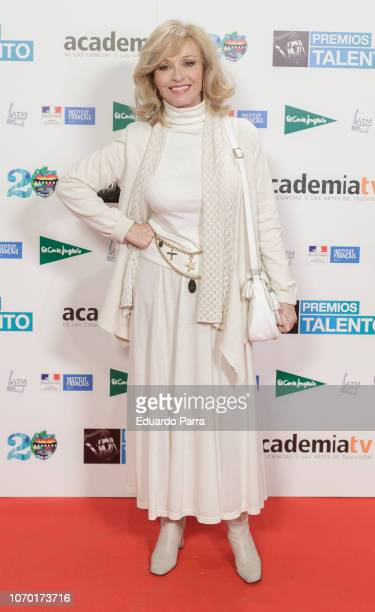 Silvia Tortosa attends the 'Talento Awards' photocall at French Institute on November 20 2018 in Madrid Spain