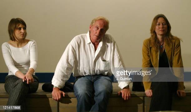 Silvija Domitrovic press/PR Charles Dance and Ziggy Mrkich festival director