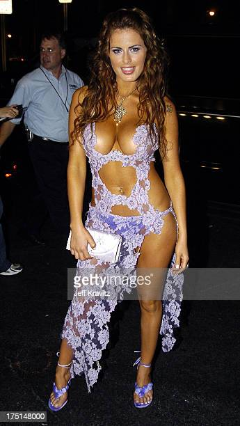 Silvina during MTV Video Music Awards Latin America 2004 Red Carpet at Jackie Gleason Theater in Miami Florida United States