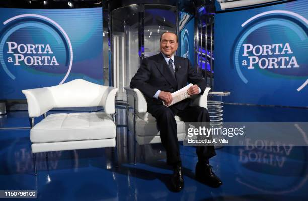 Porta Tv Auto.World S Best Silvio Berlusconi At Porta A Porta Tv Show