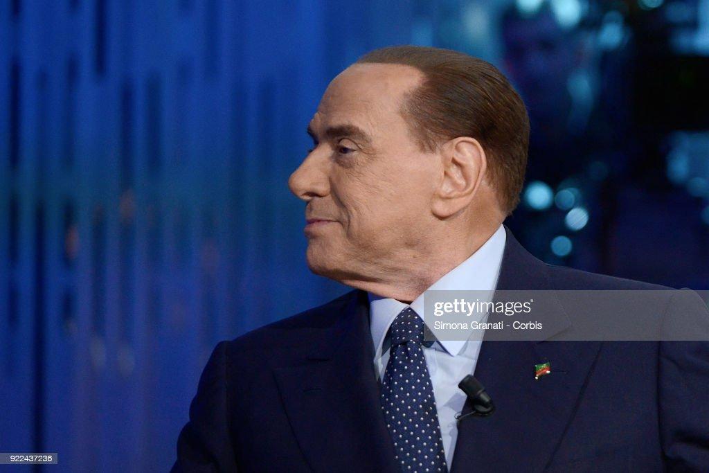 Italian Politics - General Election 2018 Daily Coverage : Nachrichtenfoto
