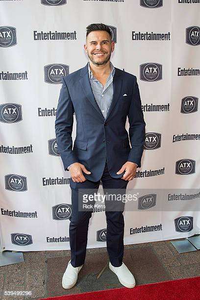 Silvio Horta attends the Ugly Betty Reunion presented with Entertainment Weekly at the ATX Television Festival in Austin TX on Saturday June 11 2016