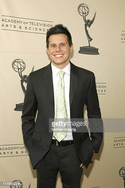 Silvio Horta Creator/Executive Producer during The Academy of Television Arts Sciences Presents An Evening with Ugly Betty Arrivals at Leonard H...