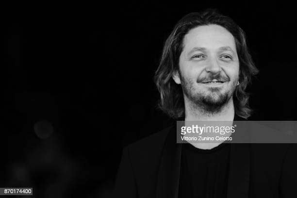 Silvio Muccino walks a red carpet for 'The Place' during the 12th Rome Film Fest at Auditorium Parco Della Musica on November 4 2017 in Rome Italy