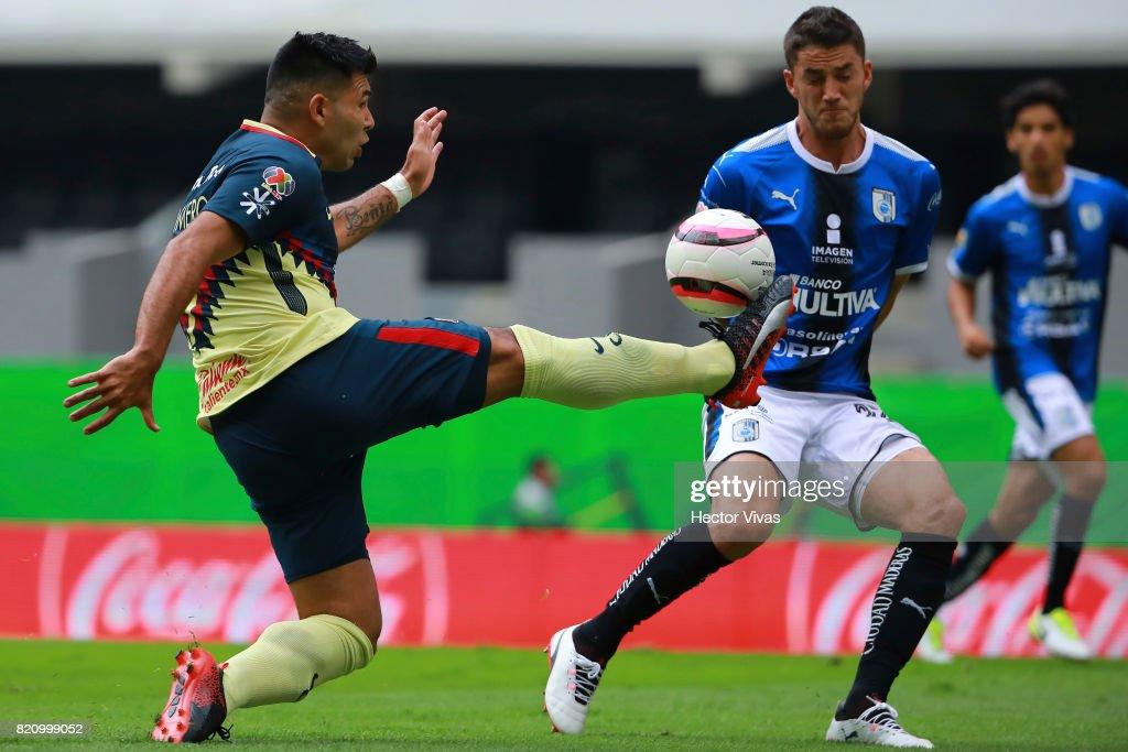 America v Queretaro - Torneo Apertura 2017 Liga MX