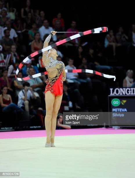 Silviya Miteva Ruban Championnats du Monde de Gymnastique Rythmique et Sportive 2011 GRS Montpellier