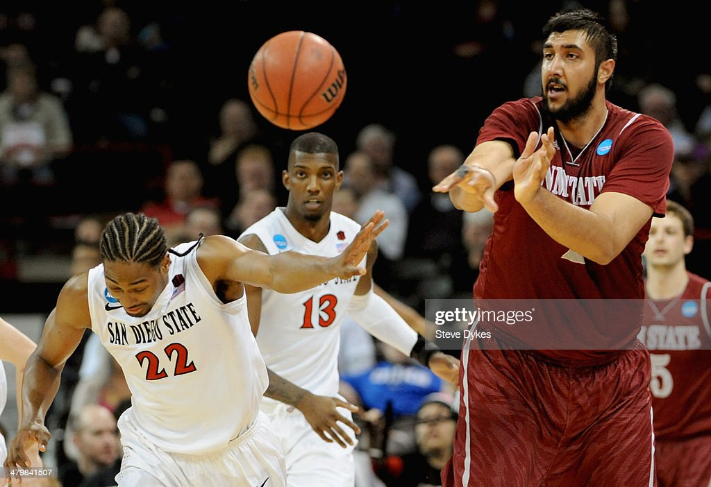 San Diego State v New Mexico State : News Photo